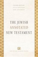 The Jewish Annotated New Testament [Pdf/ePub] eBook