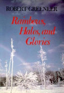 Rainbows  Halos and Glories