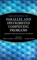 Solutions to Parallel and Distributed Computing Problems