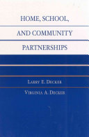 Home  School  and Community Partnerships