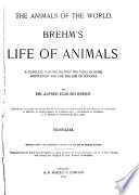 The Animals of the World Book