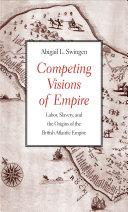 Competing Visions of Empire Pdf/ePub eBook