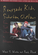 Pdf Renegade Kids, Suburban Outlaws