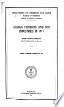Alaska Fishery and Fur-seal Industries