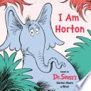 I Am Horton Book