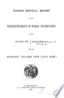 Annual Report Of The California State Department Of Education