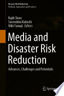Media and Disaster Risk Reduction Book