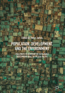 Population  Development  and the Environment