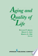 Aging and Quality of Life