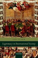 Legitimacy in International Society