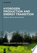 Hydrogen Production and Energy Transition Book