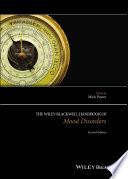 The Wiley Blackwell Handbook Of Mood Disorders Book PDF