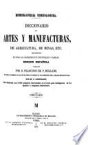 Enciclopedia tecnologica  : diccionario de artes y manufacturas de agricultura, de minas, etc...