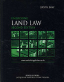 Unlocking Land Law Second Edition