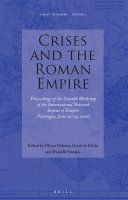 Pdf Crises and the Roman Empire
