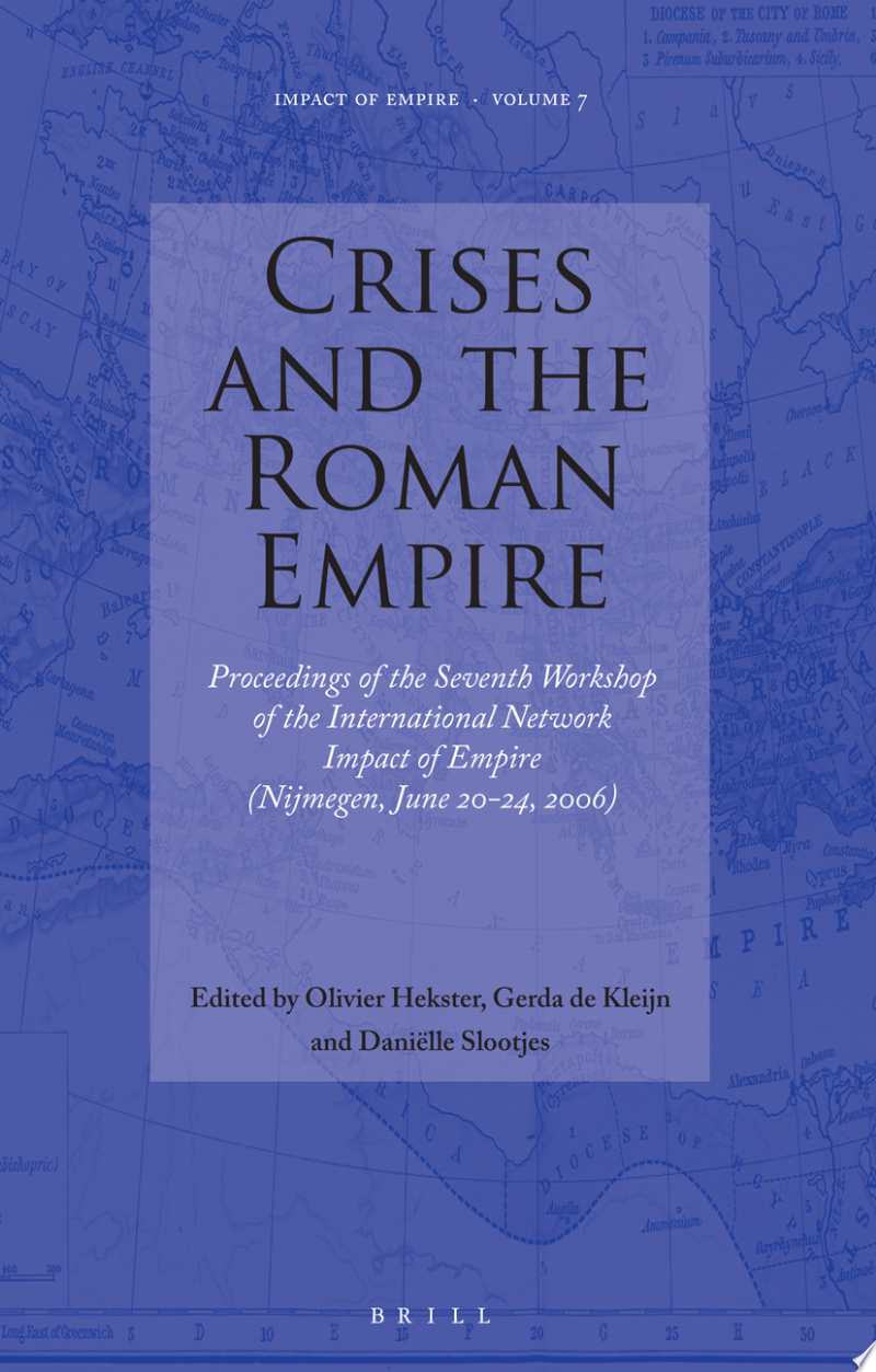 Crises and the Roman Empire banner backdrop