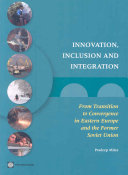 Innovation  Inclusion and Integration