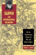 Darwin and International Relations