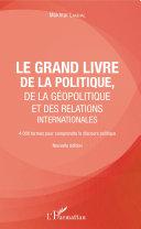 Pdf Le grand livre de la géopolitique et des relations internationales Telecharger