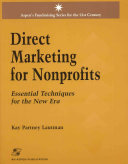 Direct Marketing for Nonprofits