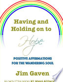 Having And Holding On To Hope