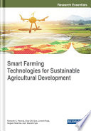 Smart Farming Technologies For Sustainable Agricultural Development Book PDF