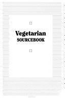 Vegetarian Sourcebook