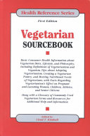 Vegetarian Sourcebook Book
