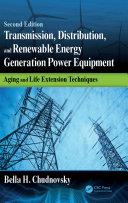 Transmission, Distribution, and Renewable Energy Generation Power Equipment [Pdf/ePub] eBook