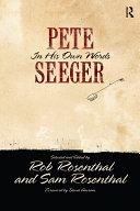 Pete Seeger in His Own Words Pdf/ePub eBook