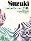 Ensembles for Cello Book