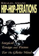 Hip Hop Perations Book