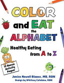 Color and Eat the Alphabet Book