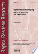 Rigid Plastics Packaging