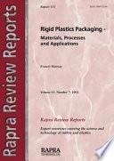 Rigid Plastics Packaging Book PDF