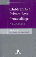 Pdf Children Act Private Law Proceedings
