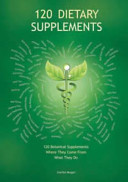 120 Dietary Supplements