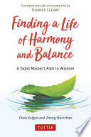 Finding a Life of Harmony and Balance
