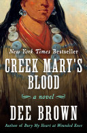 Creek Mary's Blood Pdf/ePub eBook