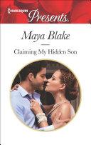 Claiming My Hidden Son Book