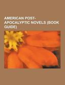 American Post Apocalyptic Novels Book