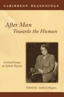 After Man  Towards the Human