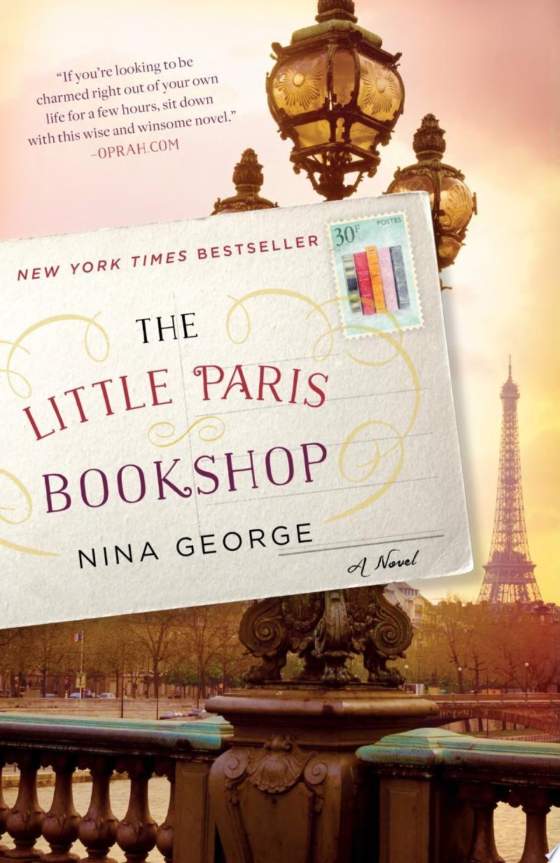 The Little Paris Bookshop image