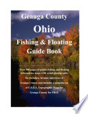 Geauga County Ohio Fishing   Floating Guide Book