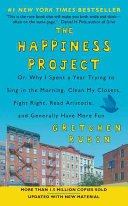 The Happiness Project  Revised Edition  Intl