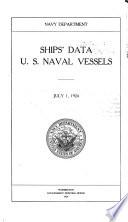 Ships Data U S Naval Vessels