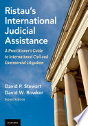 Ristau S International Judicial Assistance