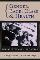 Gender Race Class And Health