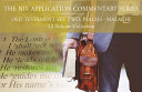 The Niv Application Commentary Old Testament Set Two Psalms Malachi 12 Volume Collection
