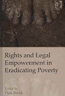 Rights and Legal Empowerment in Eradicating Poverty